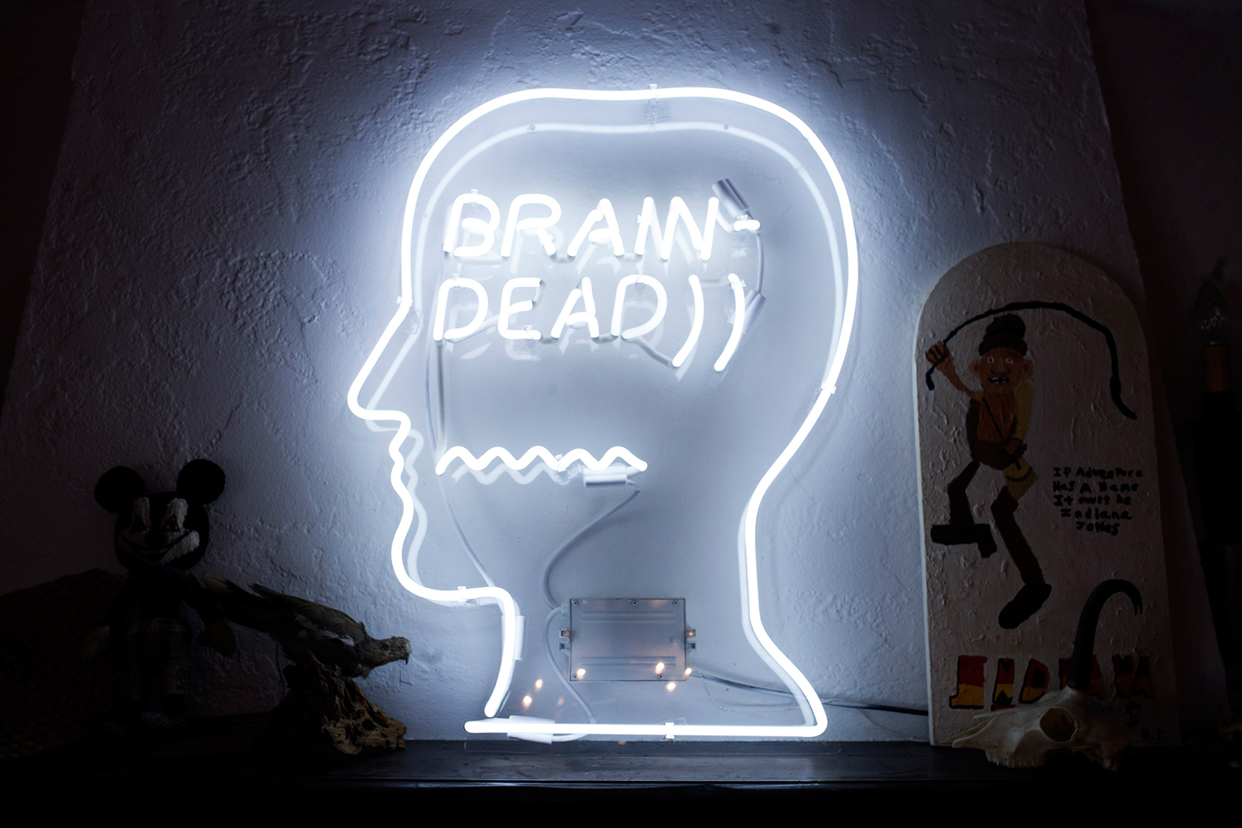 Brain Dead Keeping The Graphic Tee S Underground Traditions Alive
